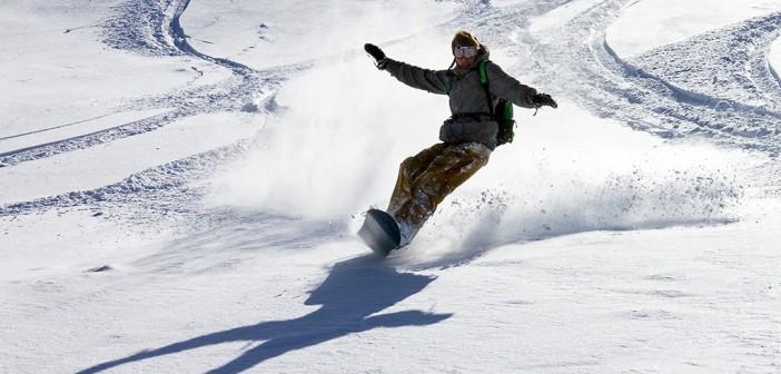 Snowboard Zillertal