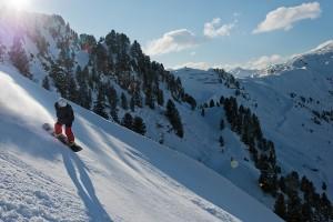 Harakiri in Mayrhofen - das steilste Pistenerlebnis Österreichs