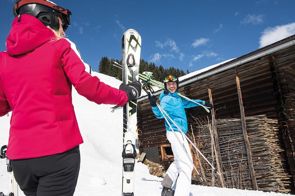 Tux Finkenberg Skigebiet