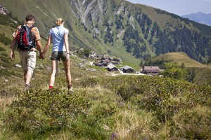 Wandern in der Region Tux-Finkenberg