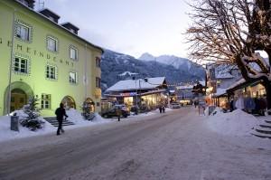 Mayrhofen im Winter, Foto: Laurin Moser