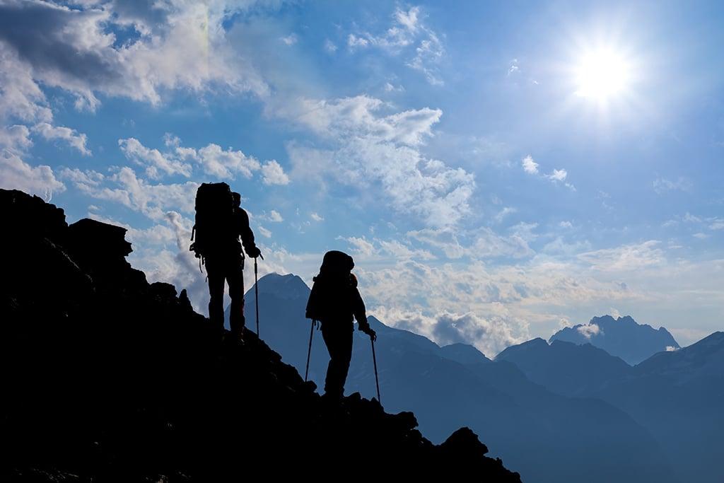 Wandern Zillertaler Alpen