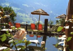 Traumausblick auf die Zillertaler Alpen
