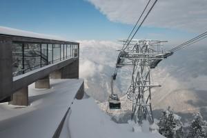 Die Ahornbahn in Mayrhofen
