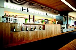 Für Urlauber, Ausflügler und Businesskunden - das Café Freiraum in Mayrhofen