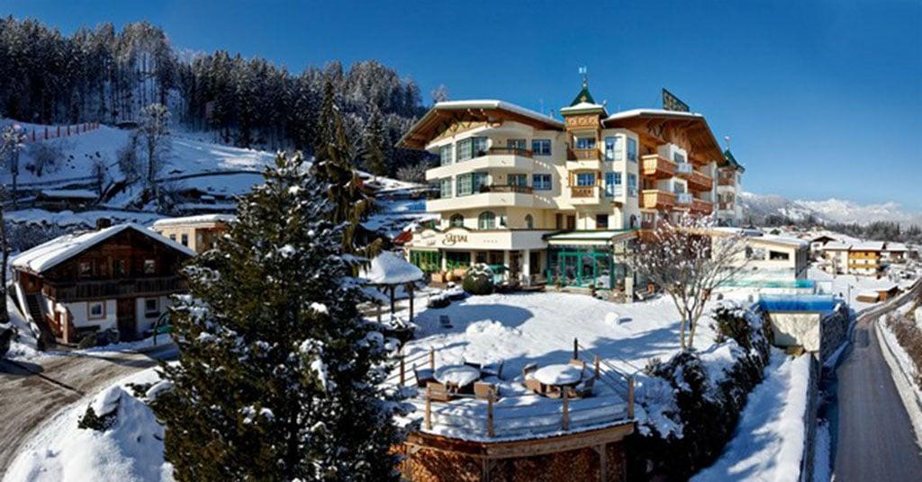 Hotel seetal kaltenbach vier sterne hotel im zillertal for Designhotel zillertal