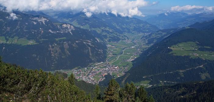 Mayrhofen Wandern