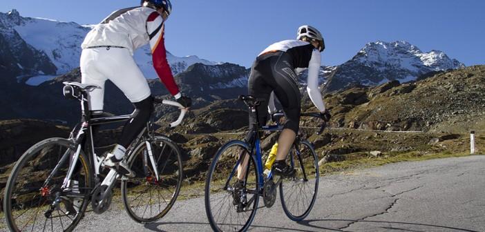 Rennradtour über den Gerlospass in den Zillertaler Alpen