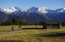 Mountainbiken Kreuzjoch Zillertal