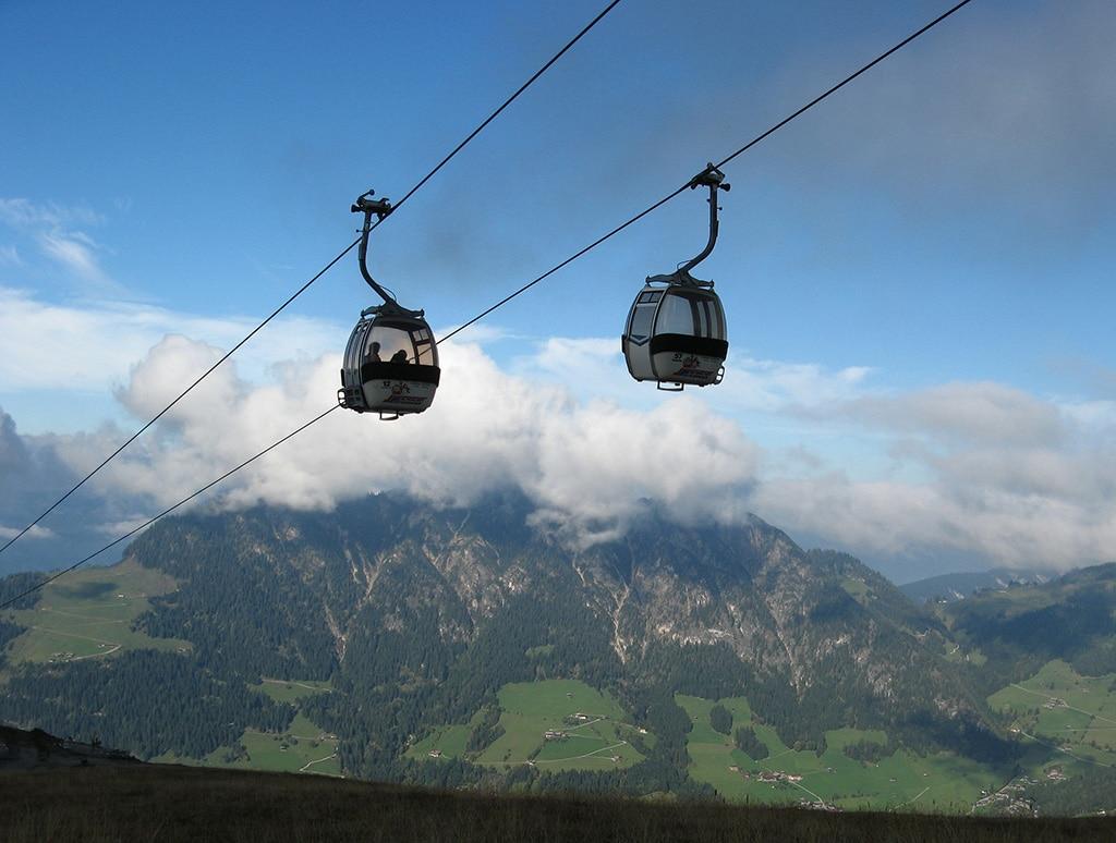 Wiedersbergerhornbahn Alpbachtal