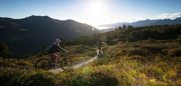 Die Zillertal Arena bietet 325 Kilometer Radwege für Einsteiger und Ambitionierte Biker(c) Hannes Sautner