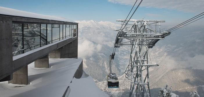 Ahornbahn in Mayrhofen