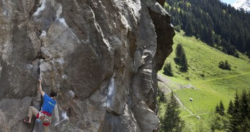 Zillertal Klettern
