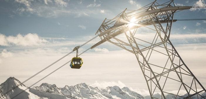 Gondel Mayrhofen