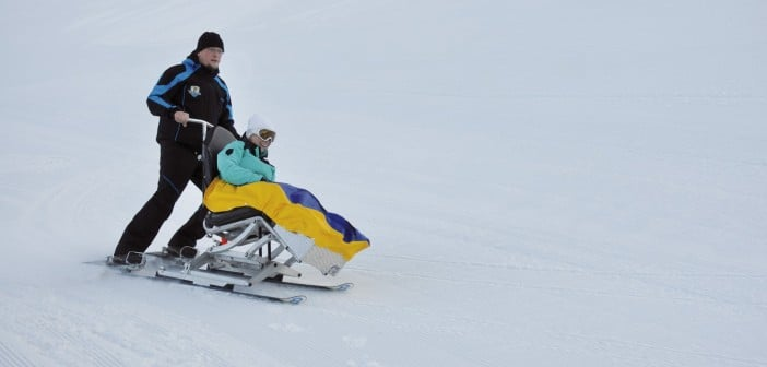 SNOW LIMO TOURS AM GENIESSERBERG AHORN©