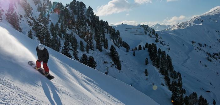 Skigebiete im Zillertal