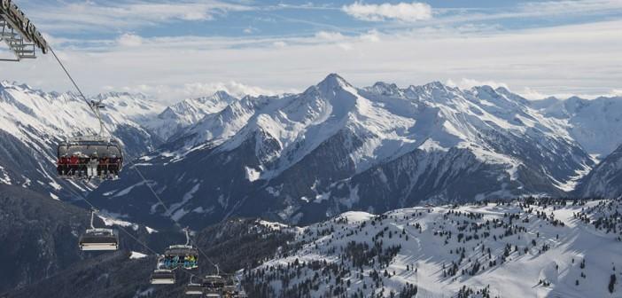 Zillertal - Mayrhofen-Hippach