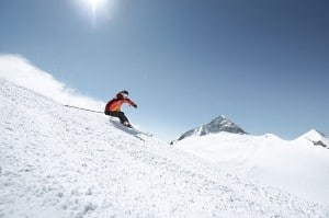 133 Pistenkilometer im Skigebiet Mayrhofen