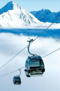 Hintertuxer Gletscher Skigebiet