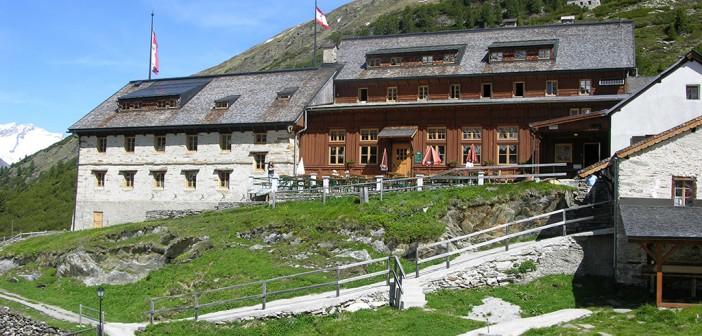 Berliner Hütte im Zillertal