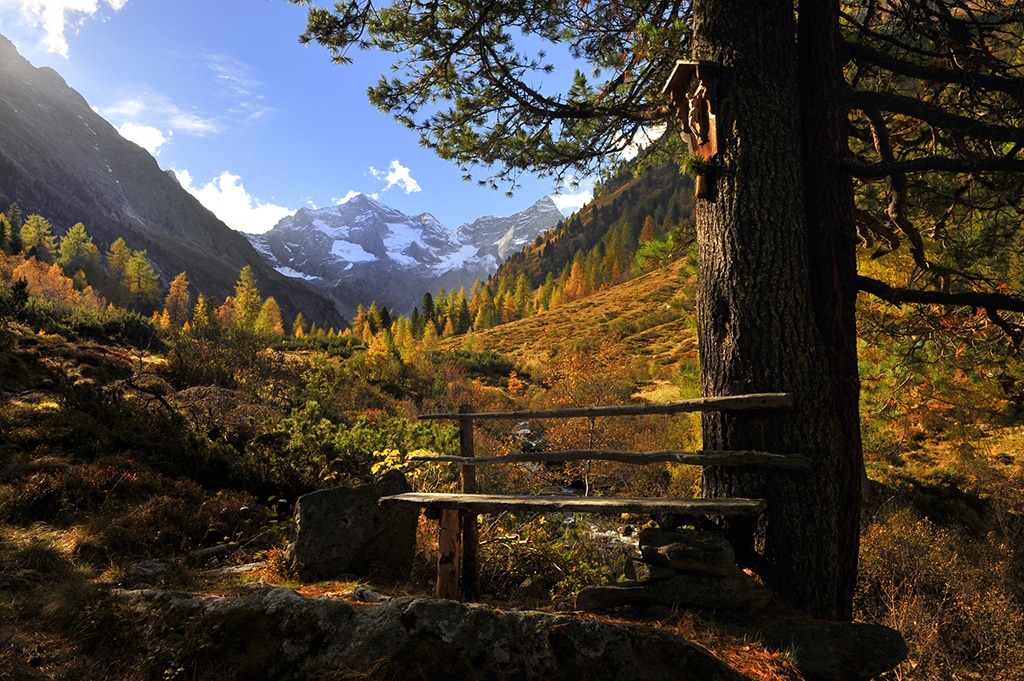 Herbst in Mayrhofen, Foto: Paul Sürth