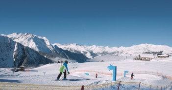 Funslope am Ahron in Mayrhofen
