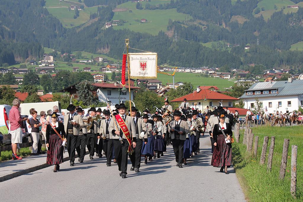 Pferdefest in der Ersten Ferienregion im Zillertal