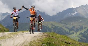 Der Gerlospass im Rahmen der Zillertal Bike Challenge