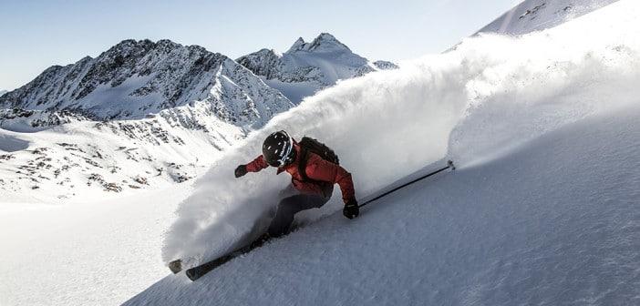 Ski Hintertuxer Gletscher