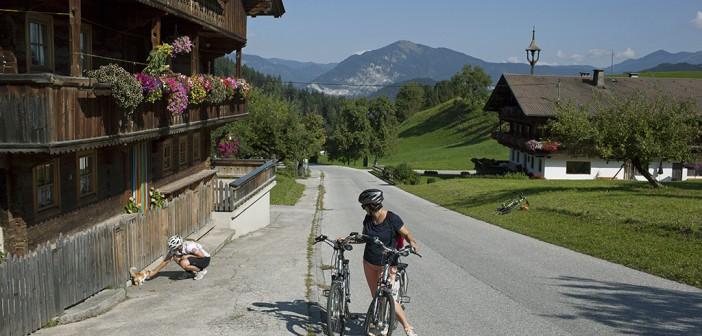 Biken im Zillertal