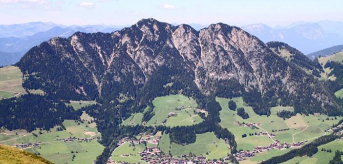 Die Gratlspitze im Alpbachtal
