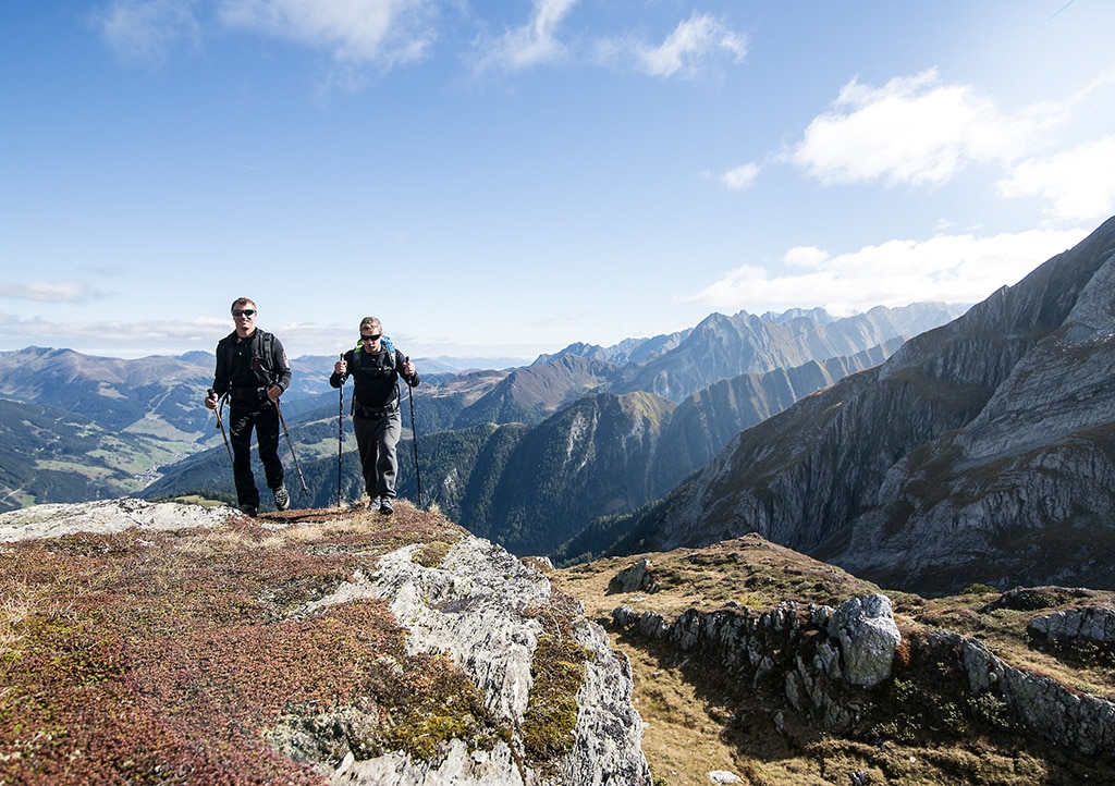 Mannsbilder Tour im Zillertal Hannes Sautner