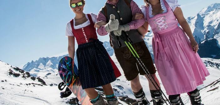 Frühlingsskilaufen Zillertal Arena
