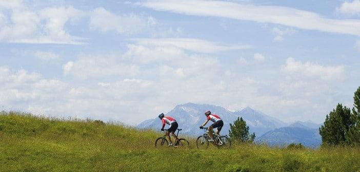 Biken im Zillertal bei Mayrhofen