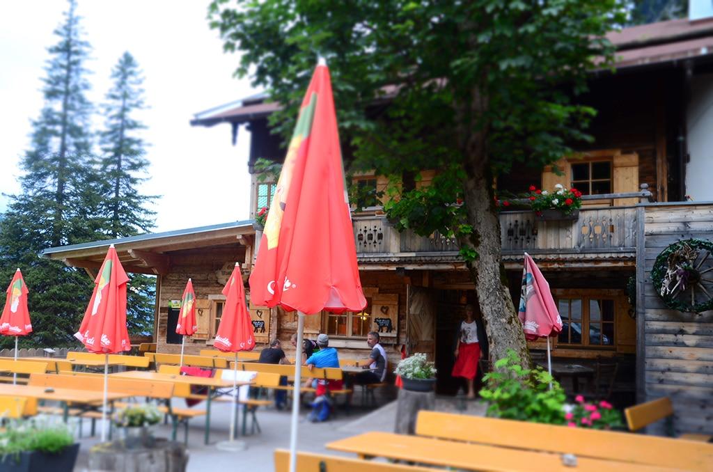 Zillertaler Alpen Grüne Wand Hütte