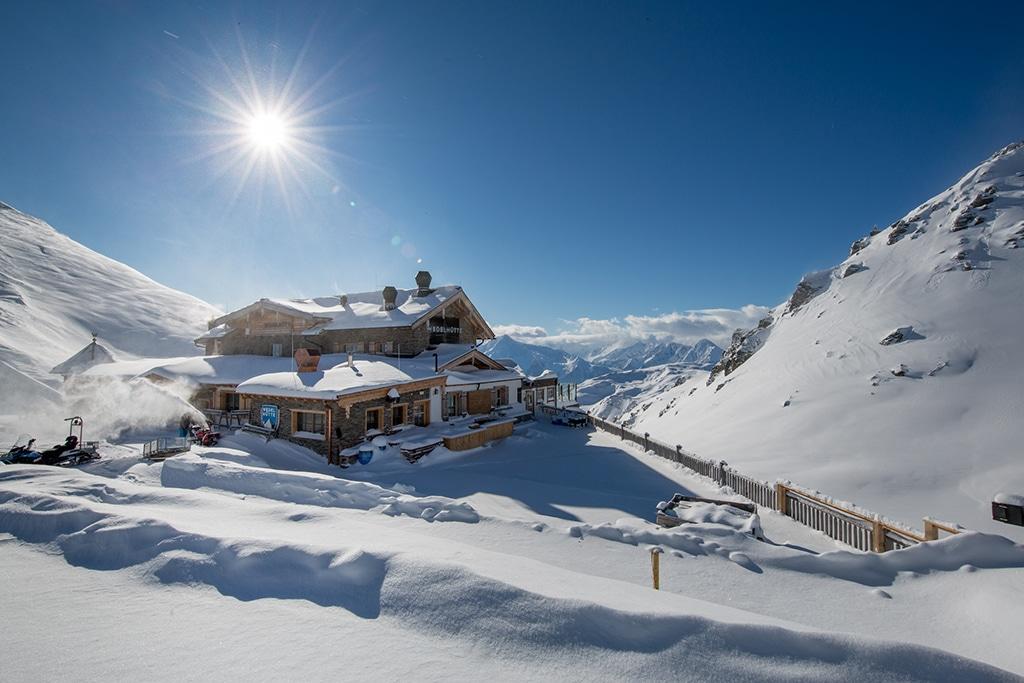Wedelhütte Zillertal